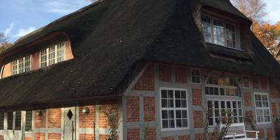 Haus im Schluh in Worpswede