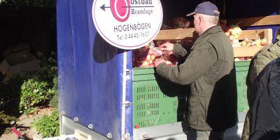 Bramlage Heinz Obstbau in Hogenbögen Gemeinde Visbek
