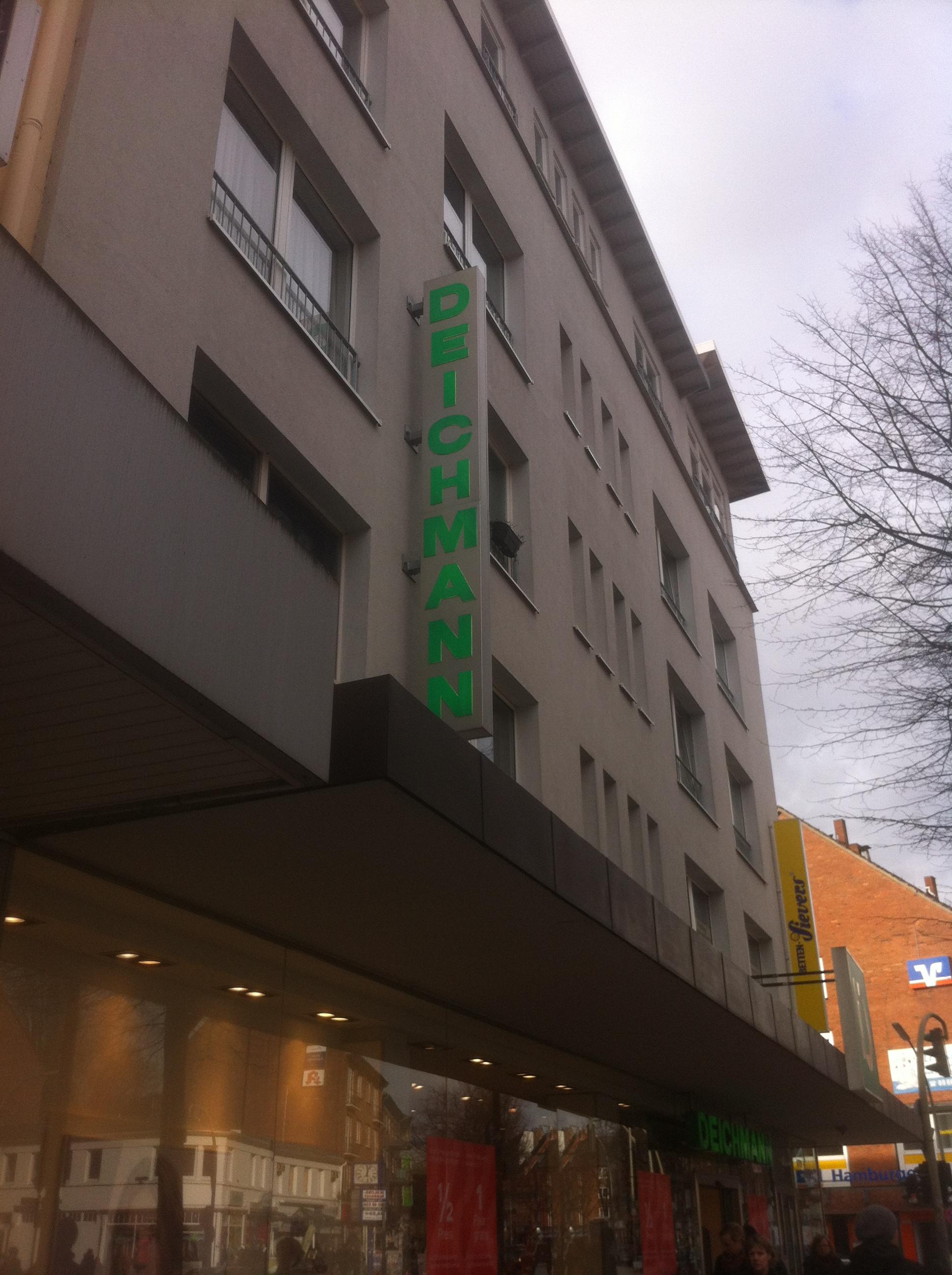 Deichmann harburg | Deichmann Schuhe Filiale Lüneburger