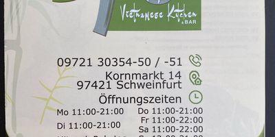 Asia VK in Schweinfurt
