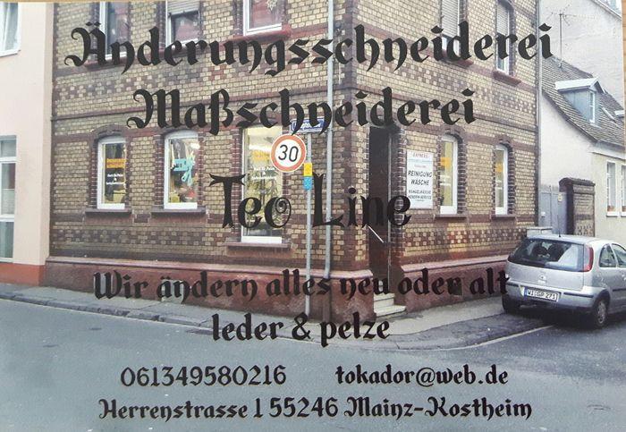 dpd partner teo line nderungsschneiderei in mainz. Black Bedroom Furniture Sets. Home Design Ideas