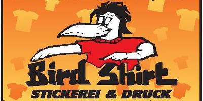 Bird Shirt Stickerei & Druck in Potsdam