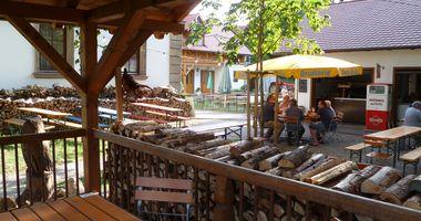 Gasthaus Pension Biergarten Lutz in Bonnhof Stadt Heilsbronn