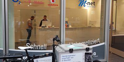 Handyreparatur mobiletheresie in München