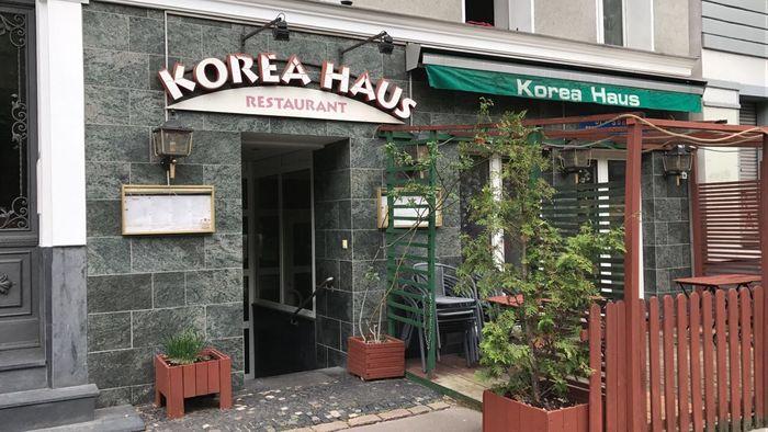 bilder und fotos zu restaurant korea haus inh sohn in berlin danziger str. Black Bedroom Furniture Sets. Home Design Ideas