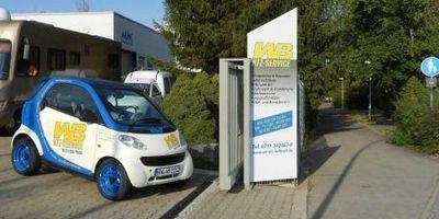 WB KFZ-Service GmbH Co. KG in Fellbach