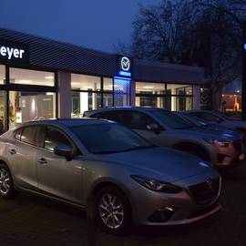 Autohaus Neyer GmbH Ford-Mazda Partner in Greven in Westfalen