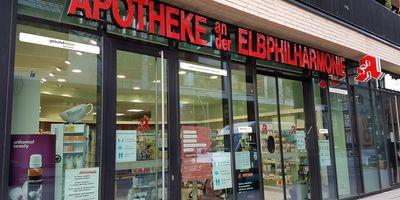 Apotheke an der Elbphilharmonie, Inh. Christoph Rechni in Hamburg