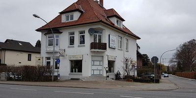 Restaurant und Pension Akropolis in Rellingen