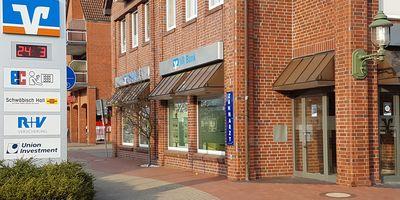 VR Bank Pinneberg eG Gesch.St. Rellingen in Rellingen