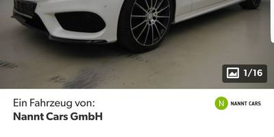 Nannt Cars GmbH in Mittelstadt Stadt Reutlingen
