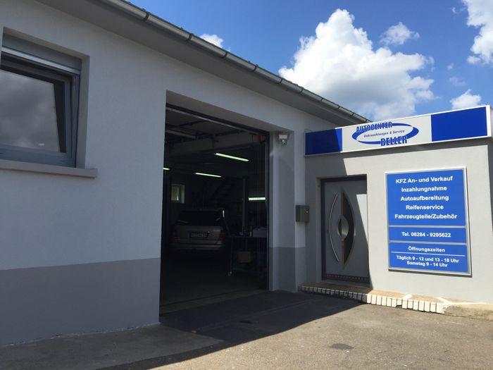 beller gebraucht auto service center michael in mudau. Black Bedroom Furniture Sets. Home Design Ideas