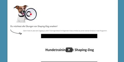 Shaping-Dog in Nürnberg
