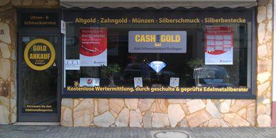 Echt Schmuckankauf Edelmetallhandel Antonino D'Aleo in Esslingen am Neckar