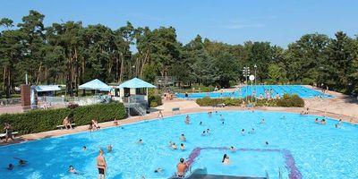 Waldschwimmbad in Viernheim