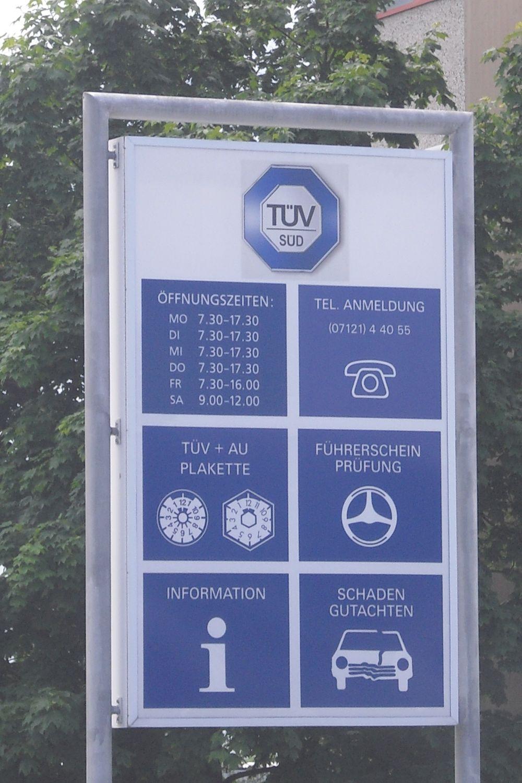 Tüv Süd Nürtingen