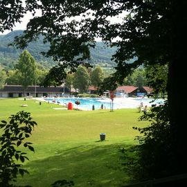 Bild zu Freibad in Pfullingen