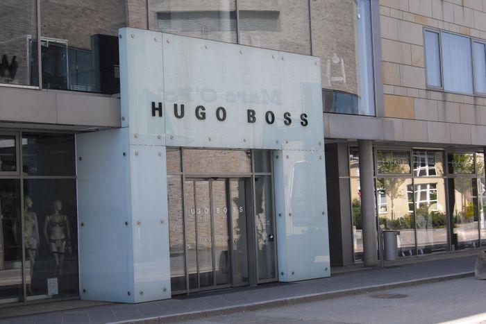 bilder und fotos zu boss ag hugo fabrikverkauf in metzingen in w rttemberg kanalstr. Black Bedroom Furniture Sets. Home Design Ideas