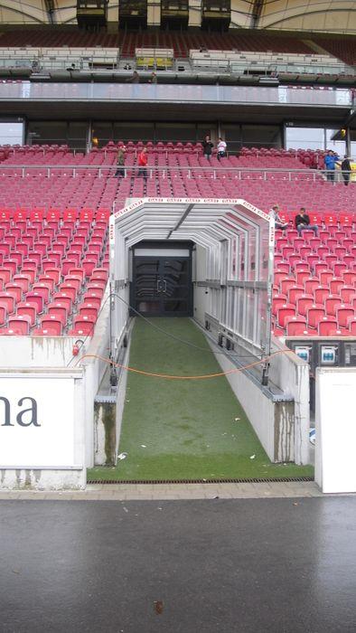 Bilder und Fotos zu Mercedes Benz Arena in Stuttgart, Mercedesstraße ...