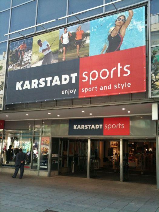 Karstadt Sport Umtausch