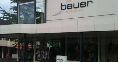 Modehaus Bauer GmbH in Bad Rappenau