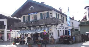 Hofbräustüberl in Garmisch-Partenkirchen