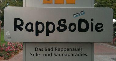 Rappsodie Bad Rappenau Solebad GmbH & Co. KG in Bad Rappenau