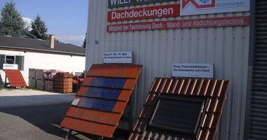 Willy Werner Dachdeckermeister GmbH & Co.KG in Reutlingen