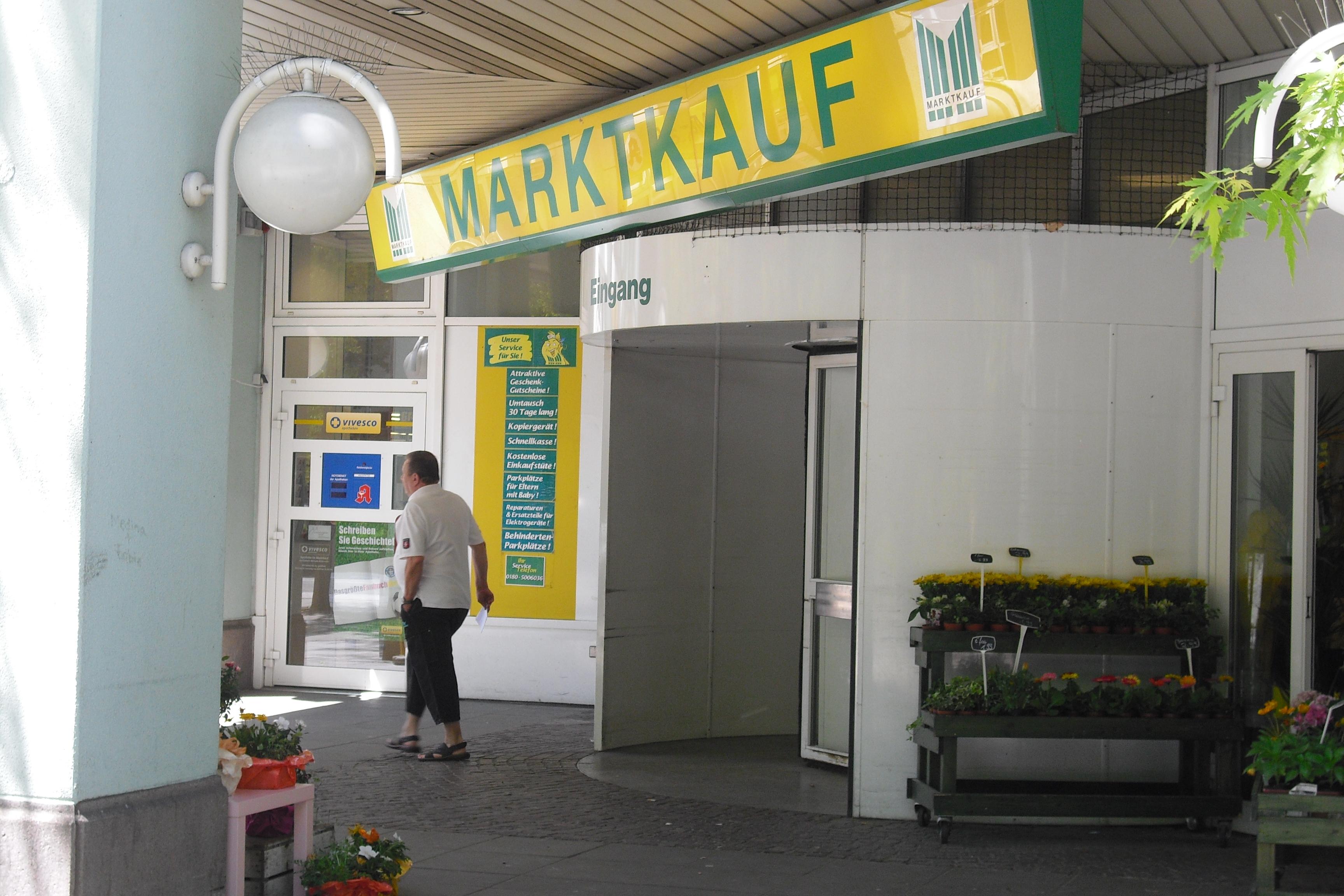 marktkauf feuerbach öffnungszeiten