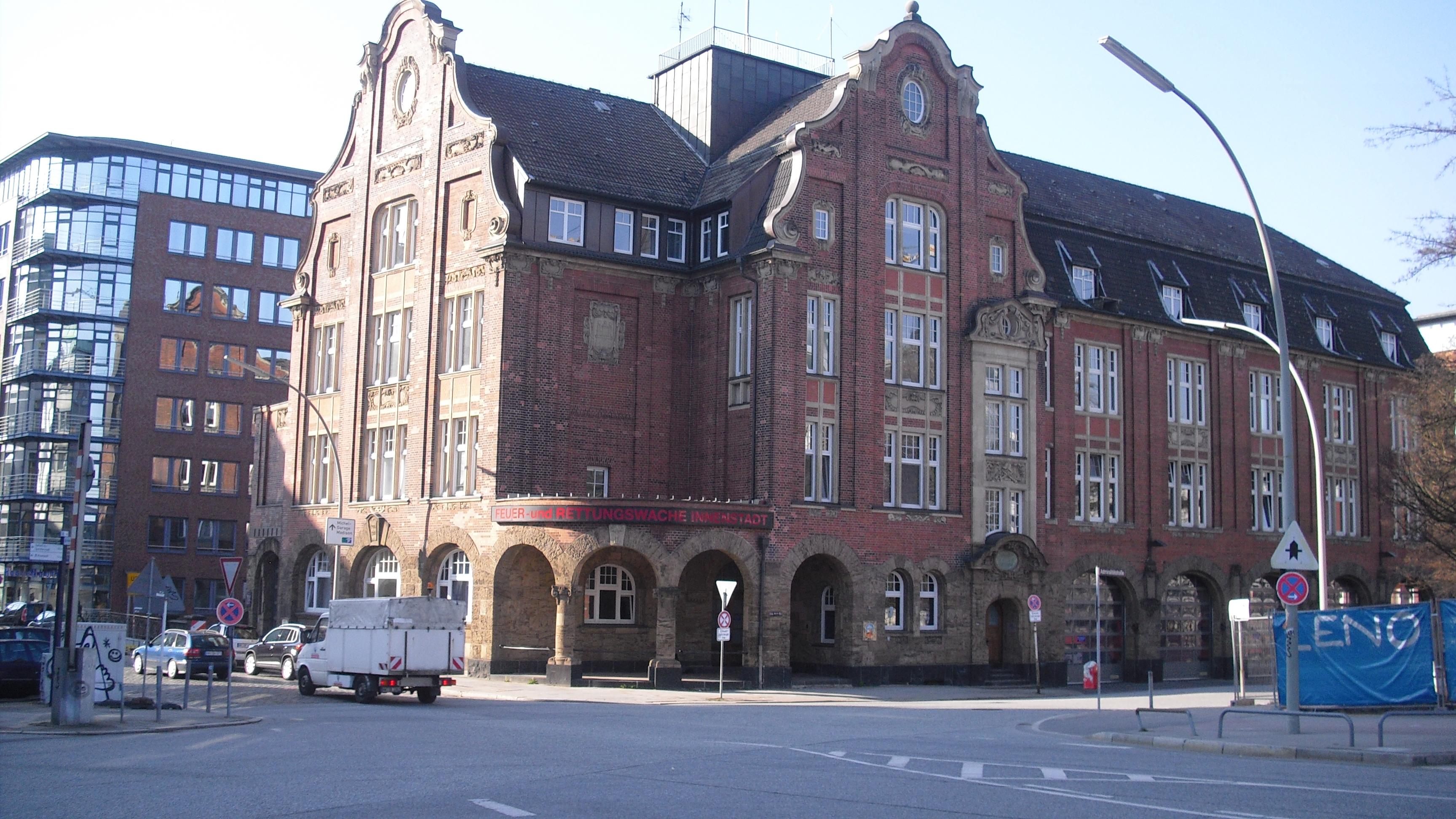 Innenstadt (F11) in Admiralitätstr. 54 20459 Hamburg-Neustadt