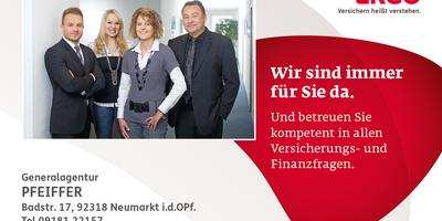 ERGO Versicherung in Neumarkt in der Oberpfalz