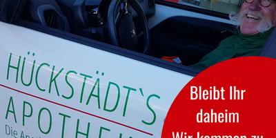 Dr. Hückstädts Apotheke, Inh. Dr. Angela Hückstädt in Zell an der Mosel