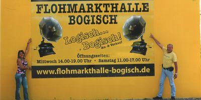 logisch....Bogisch Inh.: Ronald Bogisch Flohmarkthalle in Lensahn