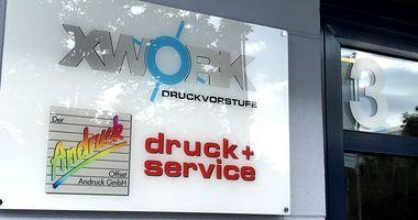 Der Andruck GmbH in Augsburg