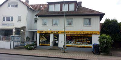 """""""Tinten-Laden"""" - Nachfüllservice in Göttingen"""