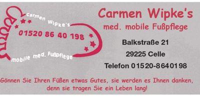 CarmenWipkes Medizinische Fusspflege in Celle