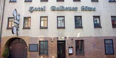 Gaststätte & Hotel Goldener Löwe in Zeulenroda-Triebes