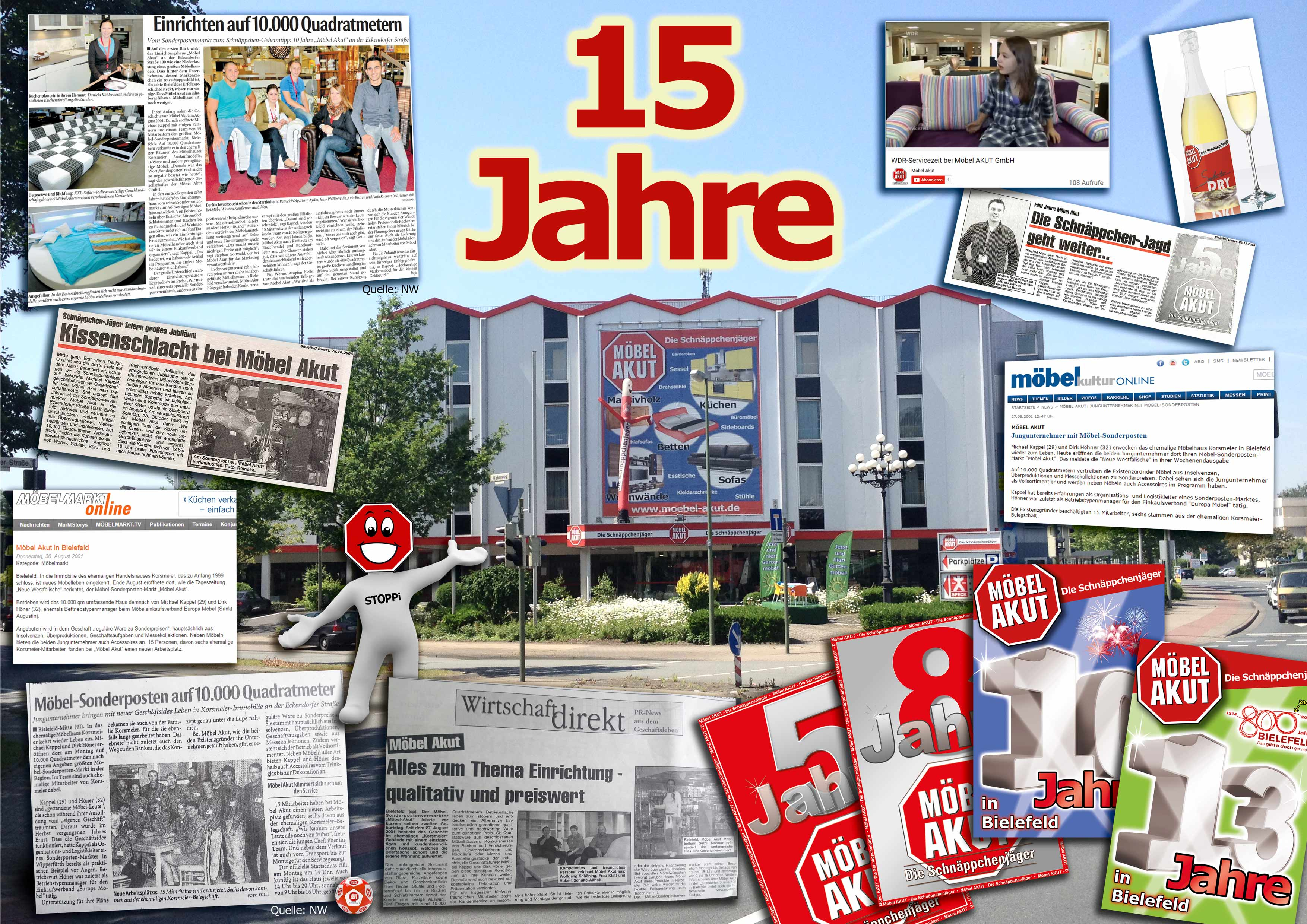 Möbel Akut Gmbh 33609 Bielefeld Innenstadt öffnungszeiten