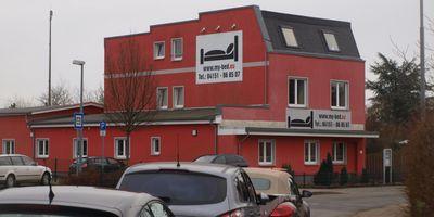 Hotel my bed in Schwarzenbek