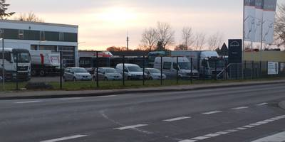 MAN Truck & Bus Service Schwarzenbek in Schwarzenbek