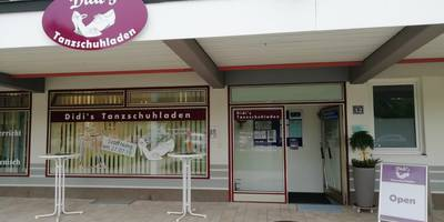 Didi's Tanzschuhladen in Kempten im Allgäu