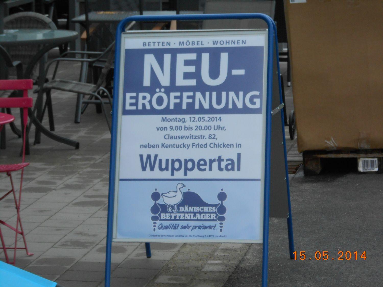 Dänisches Bettenlager Wuppertal Langerfeld