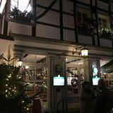 Café am alten Rathaus in Hattingen an der Ruhr