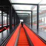 Zeche Zollverein-Besucherzentrum in Kray Stadt Essen