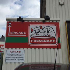 Fressnapf Jannes GmbH Zoofachhandel in Wuppertal