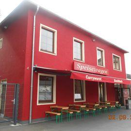Bild zu Speisewagen Imbiss am Barmer Bahnhof in Wuppertal