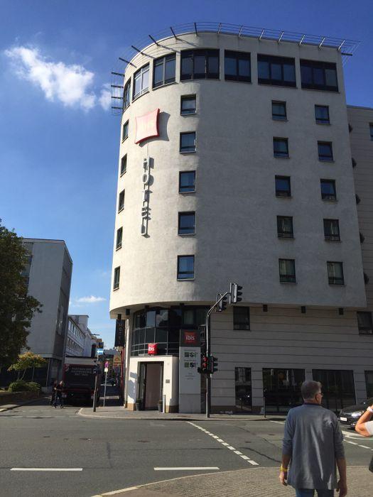 Bilder und fotos zu ibis wuppertal in wuppertal hofaue for Hotel wuppertal elberfeld