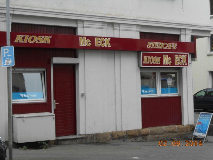 Bilder und Fotos zu Kiosk MC Eck in Wuppertal, Schimmelsburg