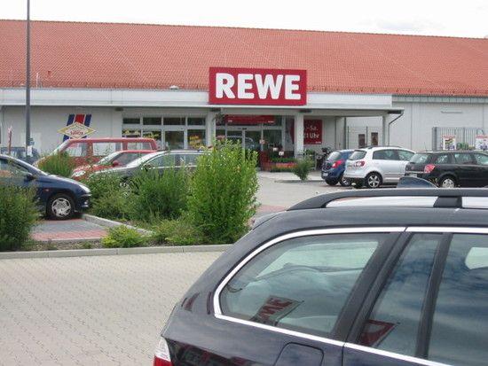Rewe Markt In Stadecken Elsheim In Das örtliche