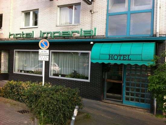 Hotel imperial 1 bewertung wuppertal barmen for Hotel wuppertal barmen